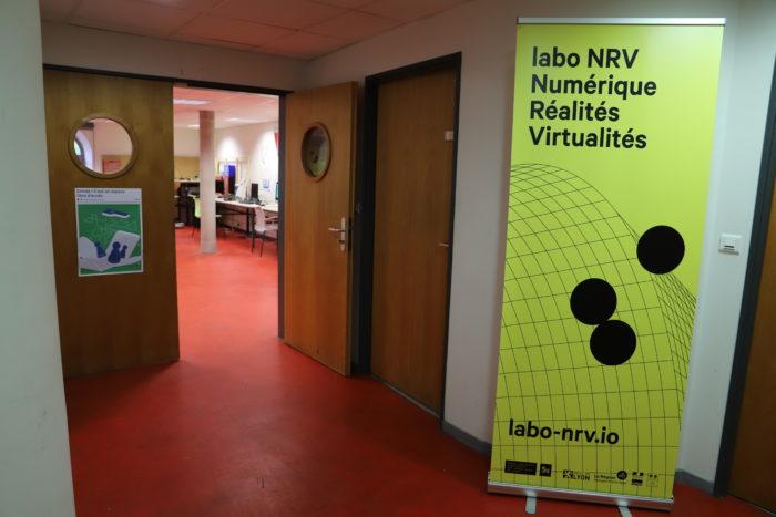 Accueil du labo NRV