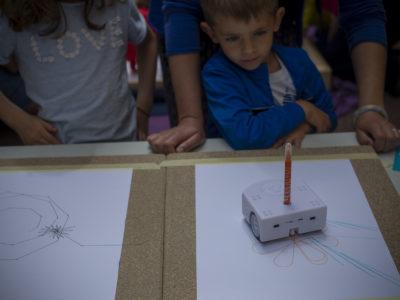 Robots éducatifs Thymio