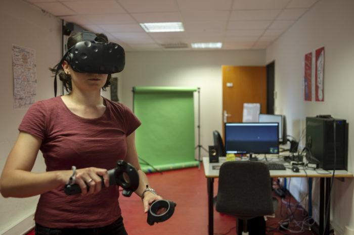 Studio image (VR)
