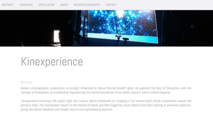 9. Captures et site web