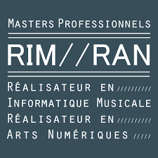 Logo des masters RIM/RAN