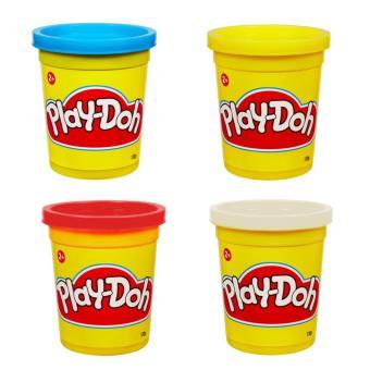 Des pots de pâte à modeler Play-Doh